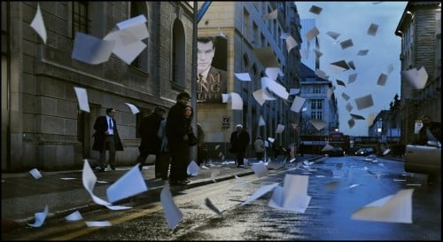 Una scena del film L'uomo nell'ombra di Roman Polanski