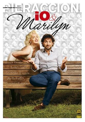 La copertina di Io & Marilyn (dvd)