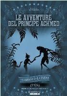 La copertina di Le avventure del principe Achmed (dvd)