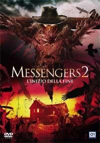 La copertina di Messengers 2 - L'inizio della fine (dvd)
