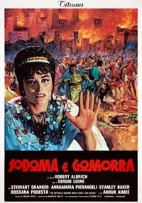 La copertina di Sodoma e Gomorra (dvd)