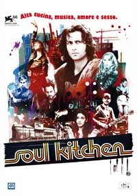La copertina di Soul Kitchen (dvd)