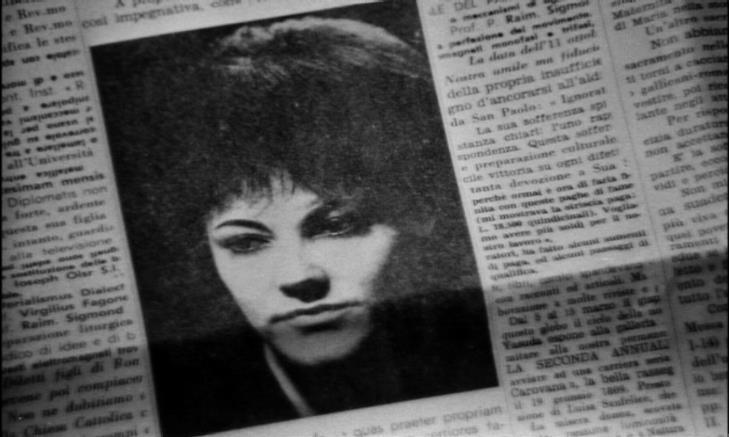 Una sequenza del thriller La ragazza che sapeva troppo