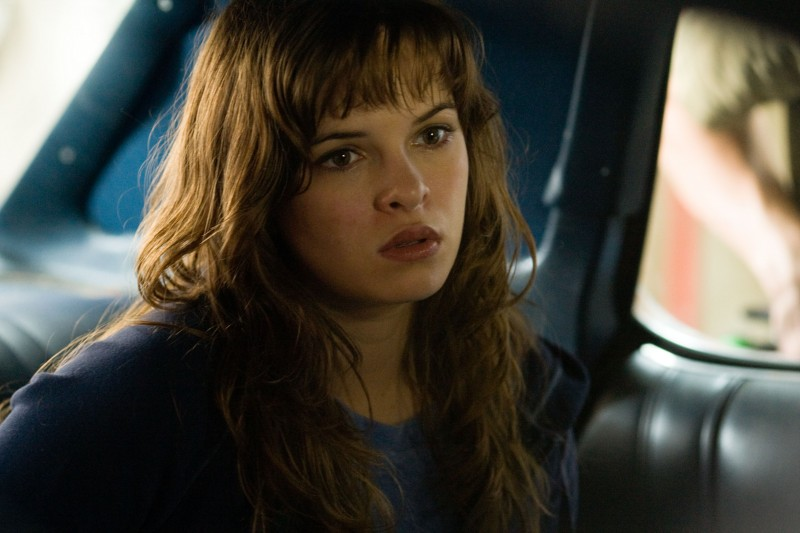 Danielle Panabaker in un'immagine del film The Crazies