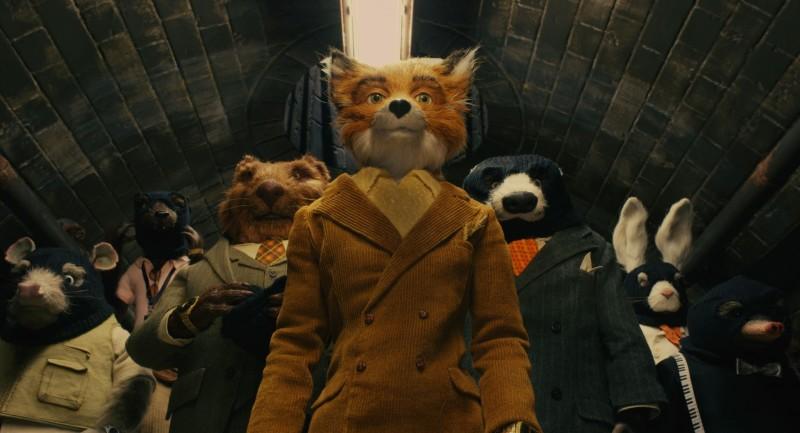 Fox guida la piccola comunità verso la salvezza in Fantastic Mr. Fox
