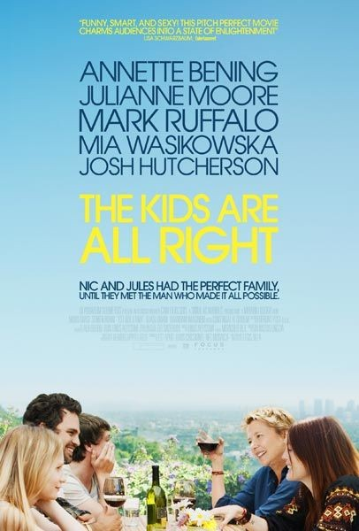 La locandina di The Kids Are All Right