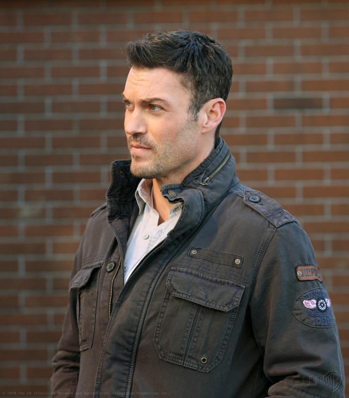 Il ritorno di John Corben (Brian Austin Green) nell'episodio Upgrade di Smallville