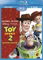 La copertina di Toy Story 2 (blu-ray)
