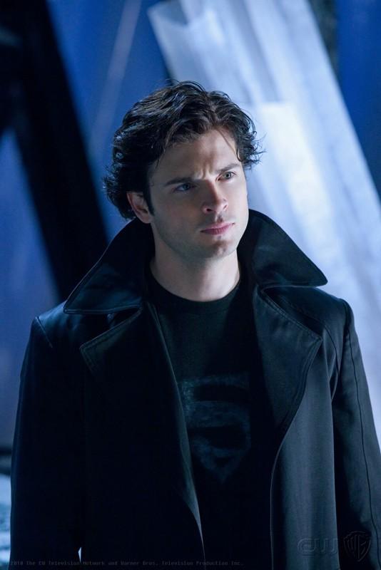 The Blur (Tom Welling) nell'episodio Upgrade di Smallville