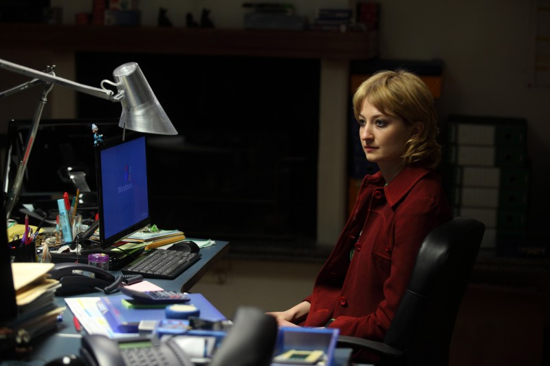 Alba Rohrwacher in un'immagine del film Cosa voglio di più