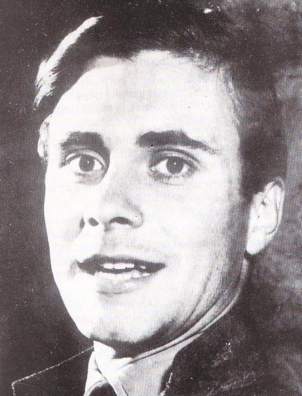 Antonio Orfanò in Ricatto Internazionale regia di Dante Guardamagna