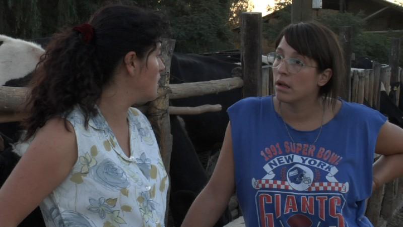 Catalina Saavedra e Mariana Loyola in un'immagine del film cileno La Nana - The Maid