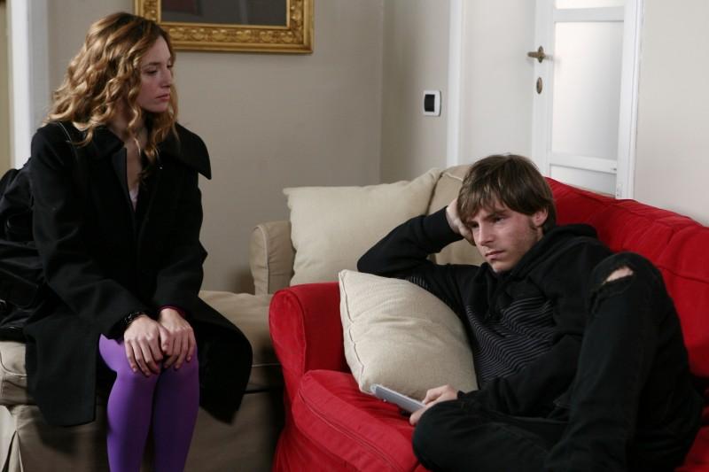 Claudia Alfonso e Gabriele Rossi nell'episodio Innocenti evasioni di Tutti pazzi per amore 2
