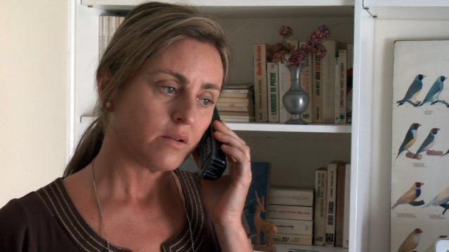 Claudia Celedón in una scena del film La Nana - The Maid