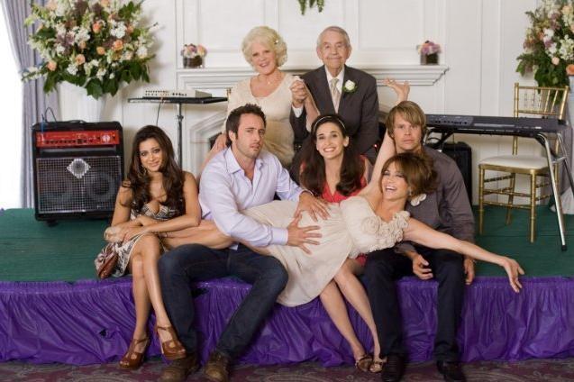 Jennifer Lopez, Alex O'Loughlin e l'intero cast della commedia Piacere, sono un po' incinta