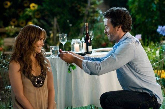 Jennifer Lopez e Alex O'Loughlin, protagonisti della commedia romantica Piacere, sono un po' incinta