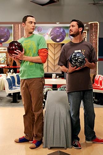 Jim Parsons contro Wil Wheaton nell'episodio The Wheaton Recurrence di The Big Bang Theory