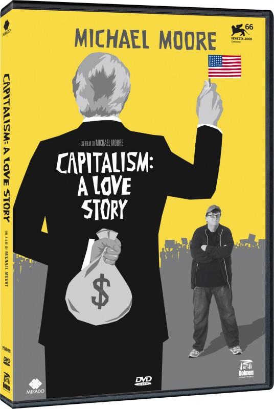 La copertina di Capitalism: A Love Story (dvd)