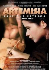 La locandina di Artemisia - passione estrema