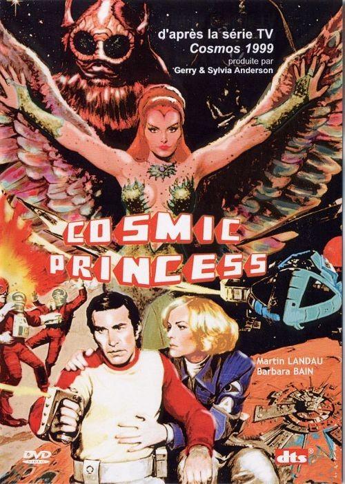 La locandina di Spazio 1999 - Cosmic Princess