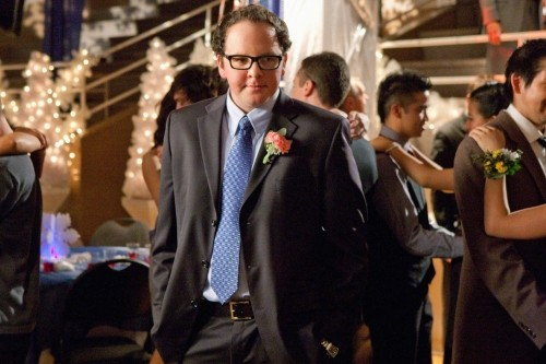 Life UneXpected: Austin Basis in una scena dell'episodio Formal Reformed