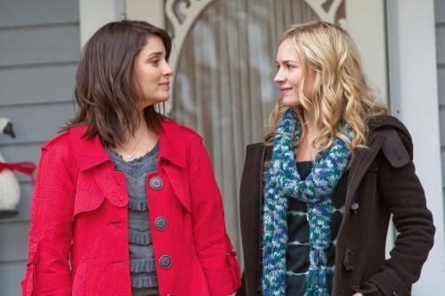 Life UneXpected: Shiri Appleby e Brittany Robertson nell'episodio Father Unfigured