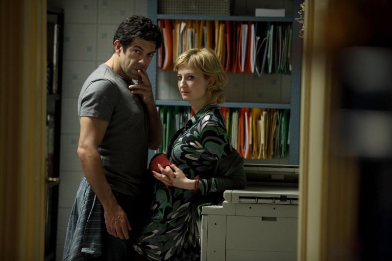 Pierfrancesco Favino e Alba Rohrwacher nel film Cosa voglio di più