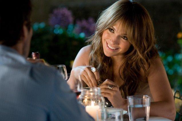 Un'immagine di Jennifer Lopez dalla commedia Piacere, sono un po' incinta