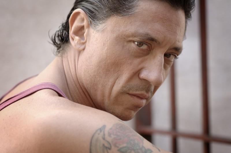 Carlos Bardem in un'immagine promozionale del film Cella 211