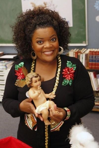 Community: Yvette Nicole Brown nell'episodio Comparative Religion