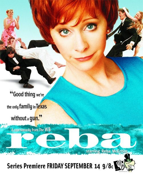 La locandina di Reba