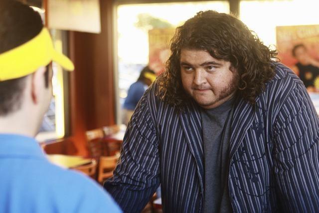 Lost: Jorge Garcia in una scena dell'episodio Everybody Loves Hugo