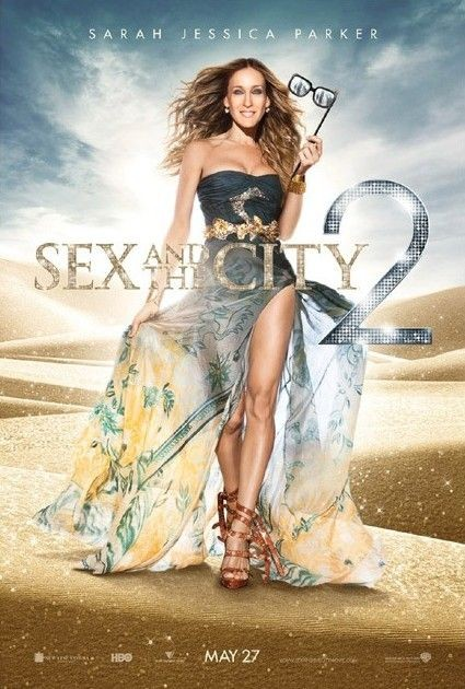 Nuovo poster per Sex and the City 2