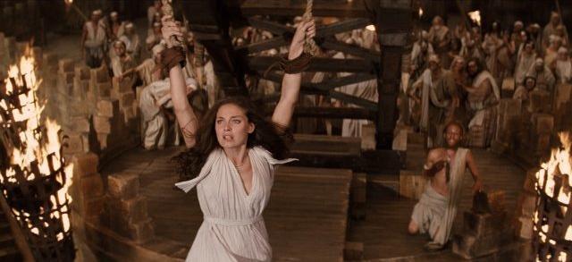 Alexa Davalos è Andromesa nel film Clash of the Titans