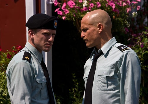 Ben Foster e Woody Harrelson, in coppia per il film The Messenger