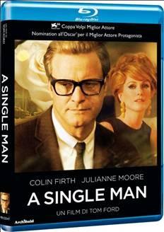 La copertina di A Single Man (blu-ray)