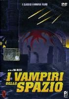 La copertina di I vampiri dello spazio (dvd)