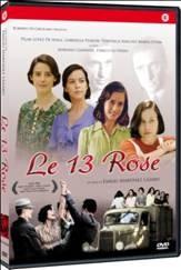 La copertina di Le tredici rose (dvd)