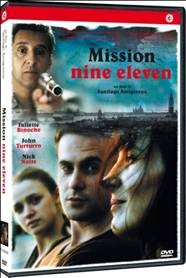La copertina di Mission Nine Eleven (dvd)