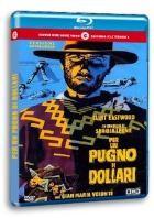 La copertina di Per un pugno di dollari (blu-ray)