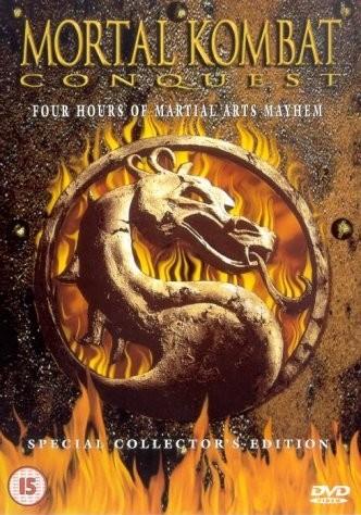 La locandina di Mortal Kombat: Conquest