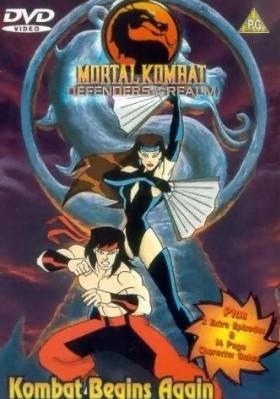 La locandina di Mortal Kombat: Defenders of the Realm