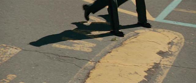 Un'immagine del film The Messenger