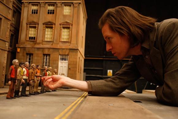 Wes Anderson dirige il film d'animazione Fantastic Mr. Fox