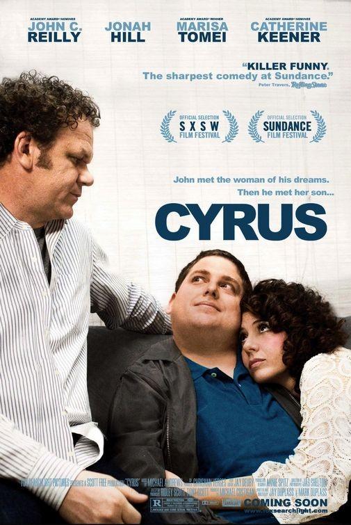 La locandina di Cyrus