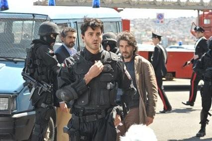 Nicola Canonico e Luca Lionello nel film Le ultime 56 ore