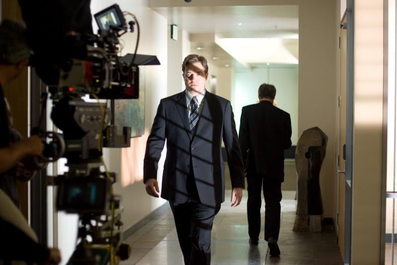 Brendan Fraser sul set del drammatico Misure straordinarie