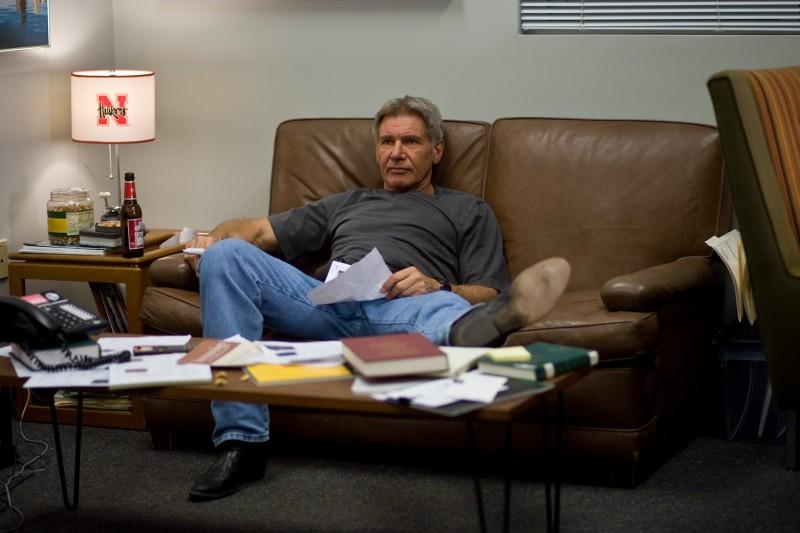 Harrison Ford in un'immagine del film Extraordinary Measures