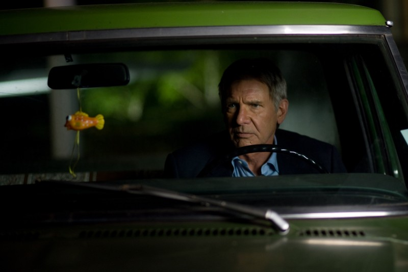 Harrison Ford, protagonista del film Extraordinary Measures