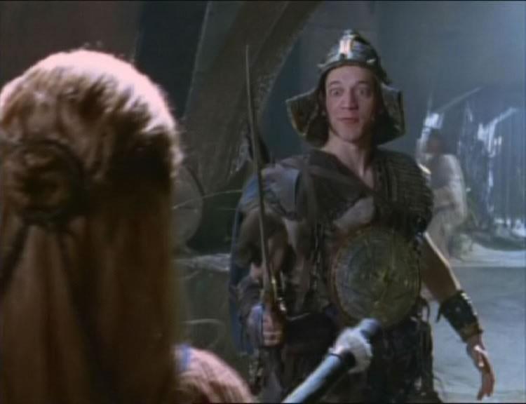 Ted Raimi nell\'episodio Xena e la vendetta di Callisto di Xena